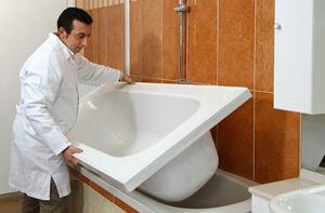 Vasca Da Sovrapporre : Vasca nella vasca e sovrapposizione piatti doccia